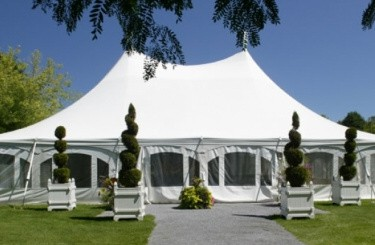 & Tent Rentals | Parkins Party Rentals | ae Parkins Tent