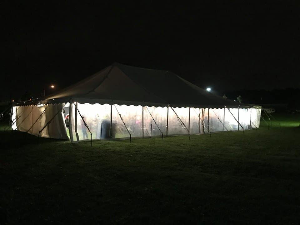 Harrisburg, PA Tent Rentals